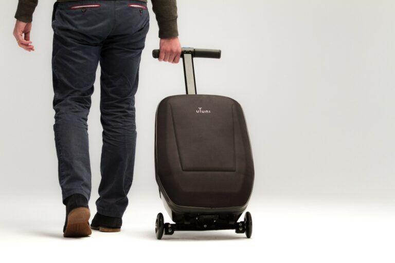 Premium uYuni Scooter Luggage