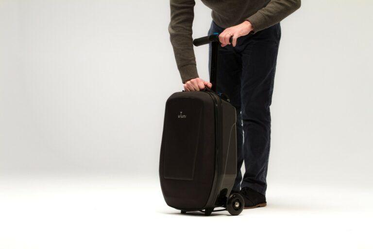 uYuni Scooter Luggage easy to use