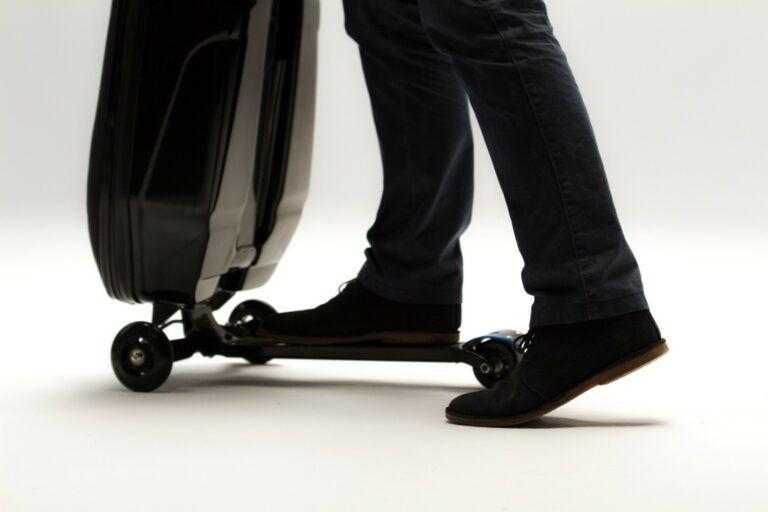 uYuni Scooter Luggage adults