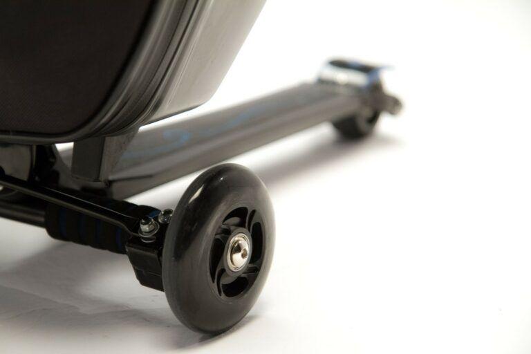 uYuni Scooter Luggage wheels
