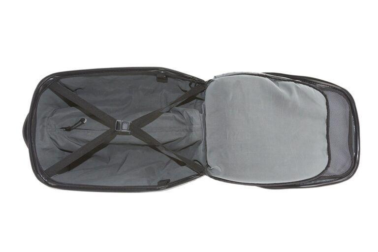 inside uYuni Scooter Luggage